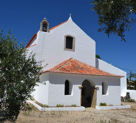 Capela de Nossa Senhora dos Remédios e Cruzeiro