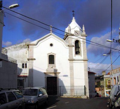 Igreja Matriz de Fanhões, São Saturnino