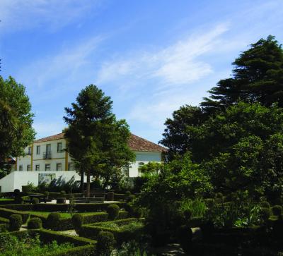 Jardim do Palácio do Morgado