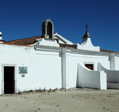 Serra do Socorro capela
