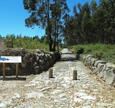 caminho romano Alqueidão