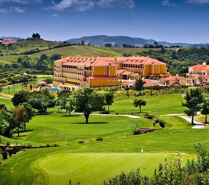 Dolce Camporeal Lisboa - Campo de Golfe