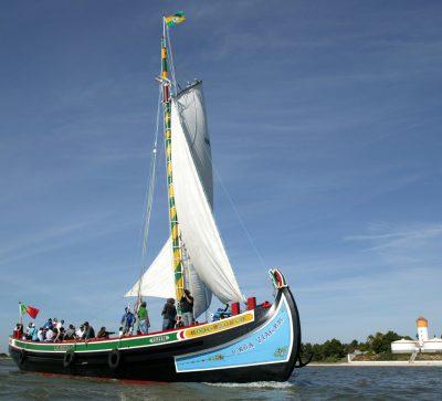 Barco Varino Liberdade
