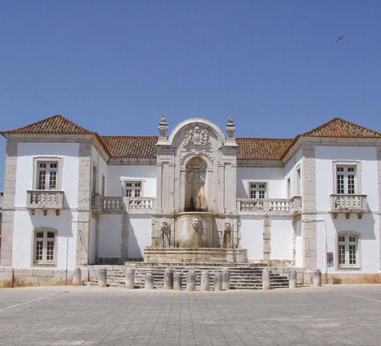 Praça Monumental de Santo Antão do Tojal