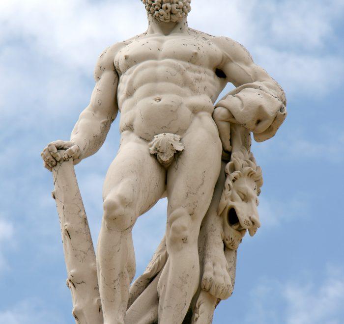Monumento às Linhas de Torres – Hércules