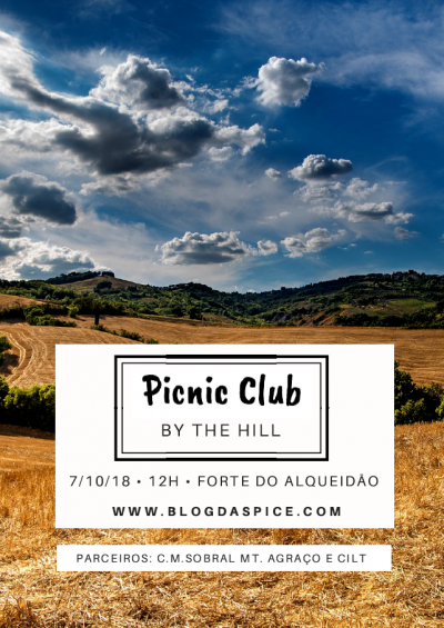 Cartaz Picnic Club